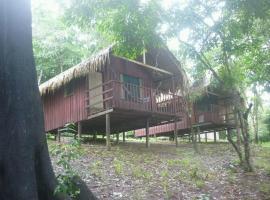 Pousada Amazon Juma, Murutinga
