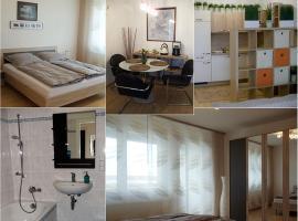 Apartment Wunsch, Dresdenas