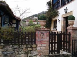 Casa El Rosal, Tresgrandas