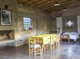 Casa de Campo Lincuyen, La Consulta