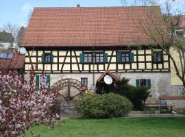 Hotel-Restaurant Bergmühle, Neudrossenfeld