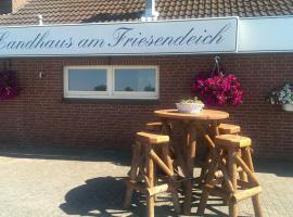Landhaus am Friesendeich, Vangerlandas