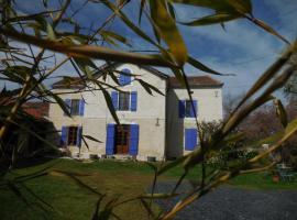 Domaine de Montagnol, Sauveterre