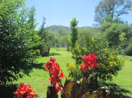 Apart Cabañas Altos de Vaquerias, Valle Hermoso
