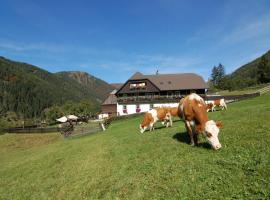 Der Perweinhof, Donnersbachwald