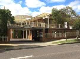 Golf Links Motel, Tamworth