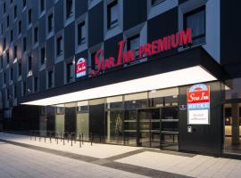 Star Inn Hotel Premium Wien Hauptbahnhof, by Quality, Viena