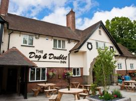 The Dog & Doublet Inn, Stafford