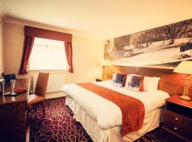 BW Premier Hallmark Hotel Preston Leyland, Leyland