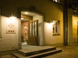 Hotel Vater & Sohn, Schönberg
