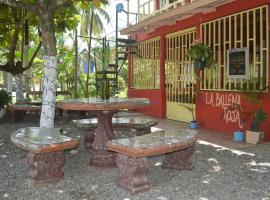 La Ballena Roja Boutique Beach Hotel, Uvita