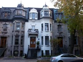Gingerbread Manor, Montreal