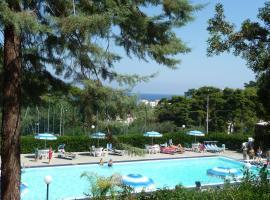 Camping Villaggio Internazionale, San Menaio