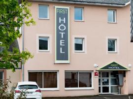 Hotel First Rodez, روديه