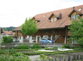 Hadassa Apartment Simcha, Gerzensee