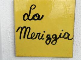 La Meriggia B&B, Pisciotta