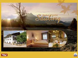 Hotel Säuling Garni, Pinswang