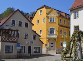 Hotel Wehlener Hof, Stadt Wehlen