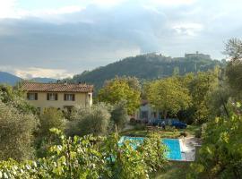 San Martino, Montone