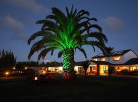 Norfolk Motel & Campervan Park, Awanui