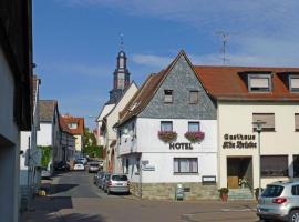 Hotel Alte Brücke, Bad Homburg vor der Höhe