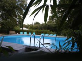 Villa Belvedere, Neuville-sur-Ailette