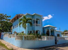 Casa Azul, San Felipe de Puerto Plata