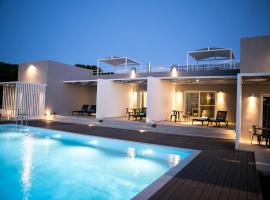Galinio Boutique Apartments, Skafidia
