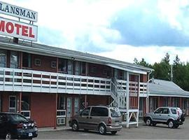 Clansman Motel, North Sydney