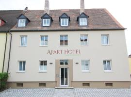 Aparthotel Gartenstadt, Bambergas