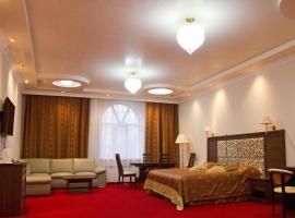 Rauan Hotel, Astana