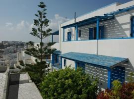 Pension Ocean View, Naxos Chora