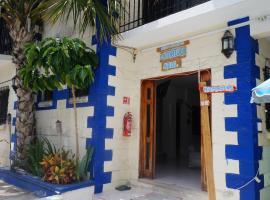 La Tortuga Azul, Playa del Carmen