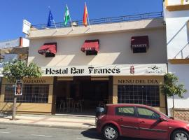 Hostal Bar Frances, Guillena