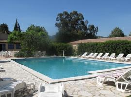 Hotel Le Ginestel, Grimaud