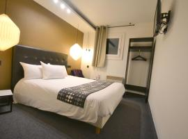 Best Hotel - Montsoult La Croix Verte, Baillet-en-France