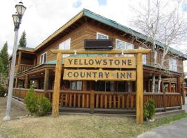 Yellowstone Country Inn, West Yellowstone