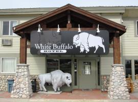 White Buffalo Hotel, West Yellowstone