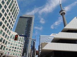Toronto Vacation Home Rentals - Executive Underground One-Bedroom Apartment, Toronto