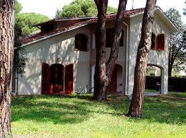 Villa Gemina, Vada