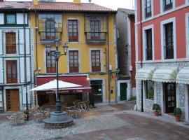 Apartamentos Plaza Mayor, Llanes