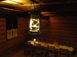 Hájovna Lodge, Liptál