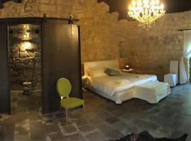 Borgo Alveria, San Corrado di Fuori
