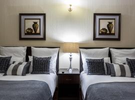 Mokorro Hotel, Chingola