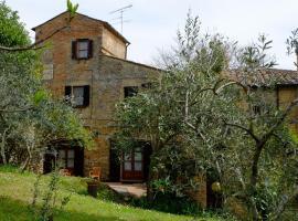 Casa Luciana, Volterra