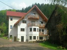 Bühlerstein, Gutach