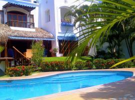 Villa Delfine, Playa Blanca
