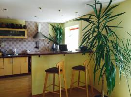 Green Hall apartment, Ignalina