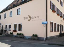 Hotel & Restaurant Zur Glocke, Höchstädt an der Donau