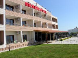 Eksen Hotel, Geyikli